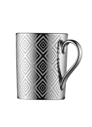 Kütahya Porselen Forest 2″Li Mug Bardak Platin 10932 Renkli